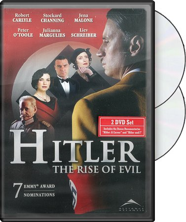 Hitler: The Rise of Evil (2-DVD)