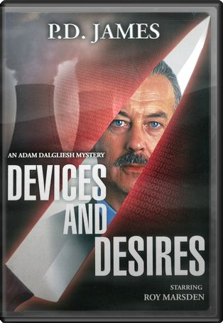 P.D. James: Devices and Desires (2-DVD)