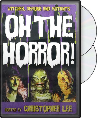 Oh the Horror! The History of Horror Films -
