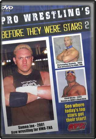 Pro Wrestling's Before They Were Stars, Volume 2