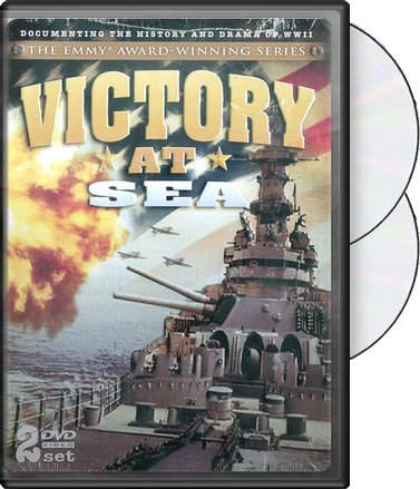 Victory at Seas (2-DVD) [Tin Case]