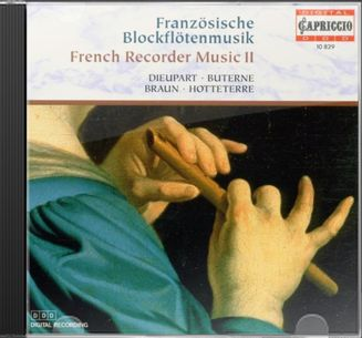 French Recorder Music 2