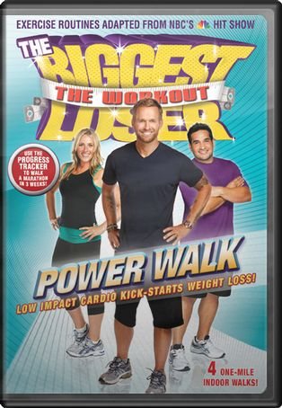 The Biggest Loser: The Workout - Power Walk