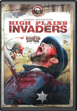 High Plains Invaders (Maneater Series)
