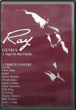 Ray Charles - Genius: A Night for Ray Charles