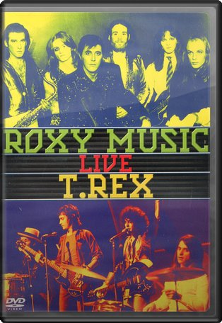Roxy Music and T. Rex - Live