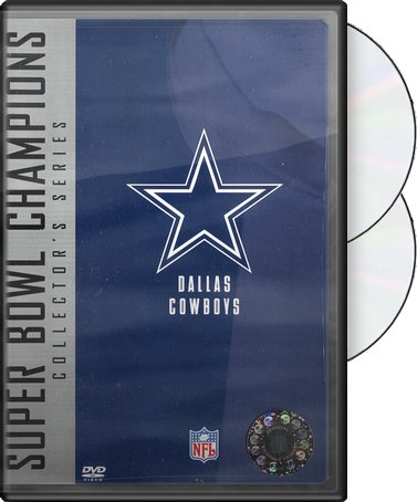 Dallas Cowboys: Super Bowl Champions (2-DVD)