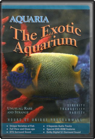 Aquaria: The Exotic Aquarium