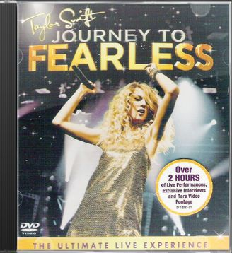 Journey to Fearless: The Ultimate Live Experience