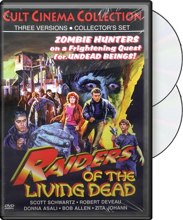 Raiders of the Living Dead Collector's Edition (3