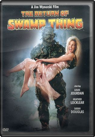 The Return of Swamp Thing (Full Screen)