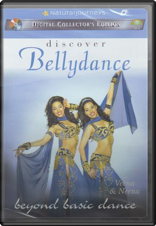 Discover Bellydance - Beyond Basic Dance