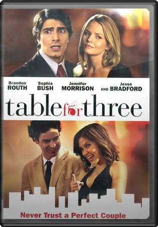 Table for Three (Widescreen)