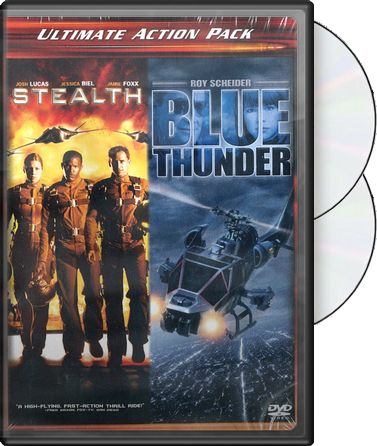 Stealth / Blue Thunder (2-DVD)