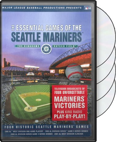 Seattle Mariners: Essential Games of the Seattle