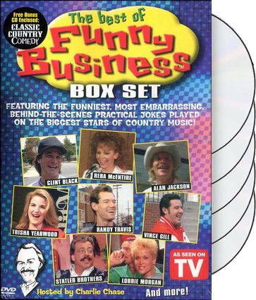 Funny Business - The Best of Funny Business Box