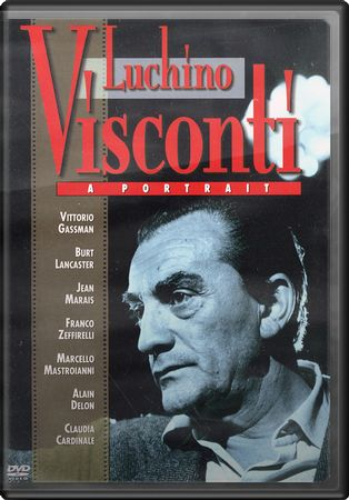 Luchino Visconti: A Portrait (Italian, Subtitled