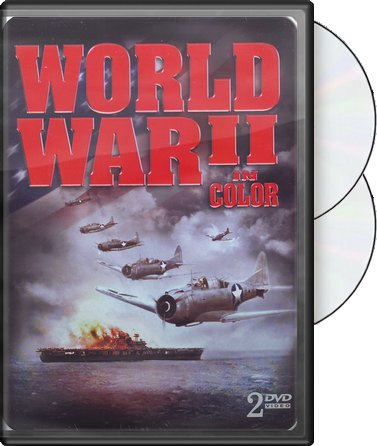 World War II in Color (Tin Case) (2-DVD)