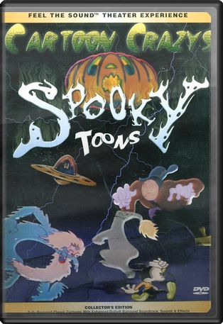 Cartoon Crazys Spooky Toons