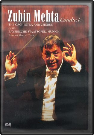 Zubin Mehta Conducts