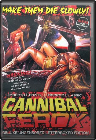 Cannibal Ferox (Special Edition)