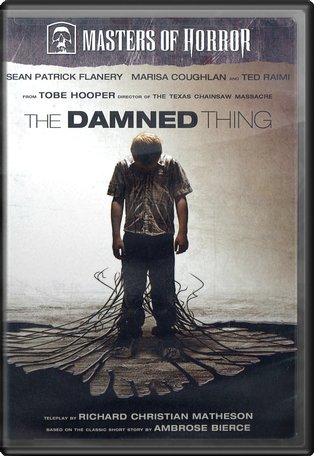 Tobe Hooper: The Damned Thing