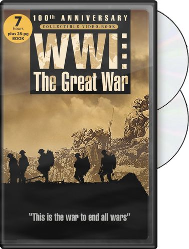 WWI: The Great War (2-DVD)