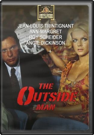 The Outside Man (Widescreen)