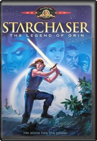 Starchaser - The Legend of Orin