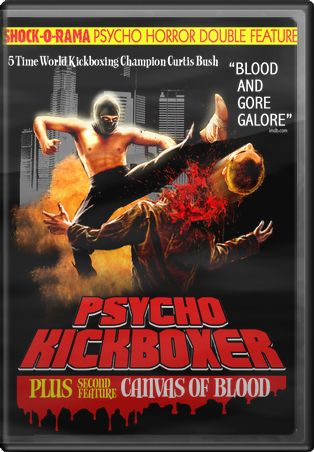 Shock-O-Rama Psycho Horror Double Feature: Psycho