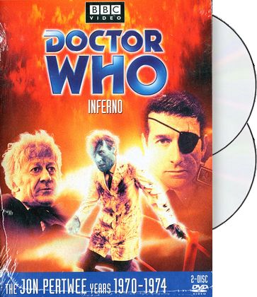 Doctor Who - #054: Inferno (2-DVD)