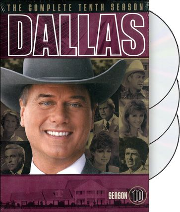 Complete 10th Season (3-DVD)
