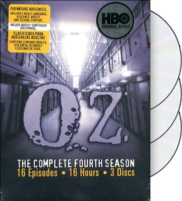 Complete 4th Season (3-DVD)
