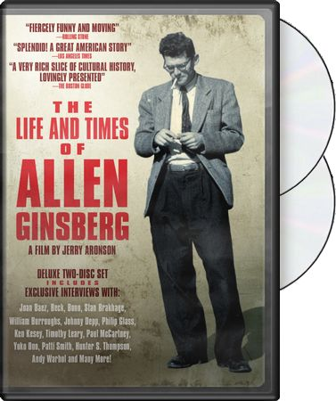 The Life and Times of Allen Ginsberg (2-DVD)