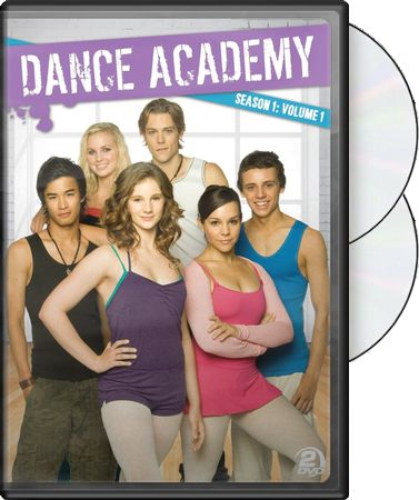 Dance Academy - Season 1 - Volume 1 (2-DVD)