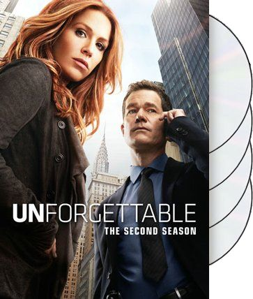 Unforgettable - 2nd Season (4-DVD)