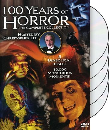 100 Years of Horror - Complete Collection (26