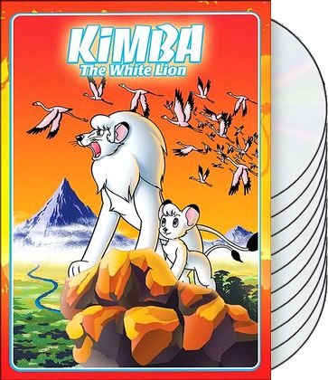 Kimba: The White Lion - Complete Series (10-DVD)