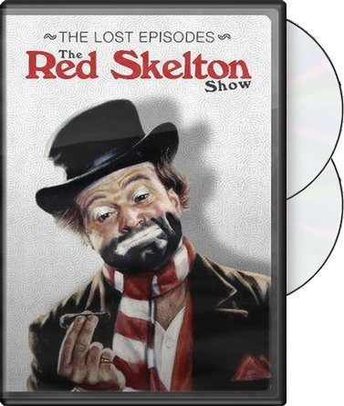 The Red Skelton Show - The Lost Episodes (2-DVD)