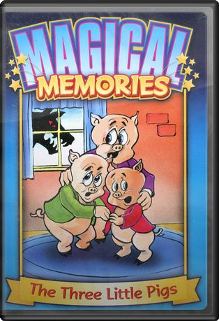 Magical Memories - Three Little Pigs [Animated]
