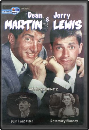 Dean Martin & Jerry Lewis - Colgate Comedy Hour: