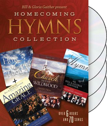Homecoming Hymns Collection (4-DVD)