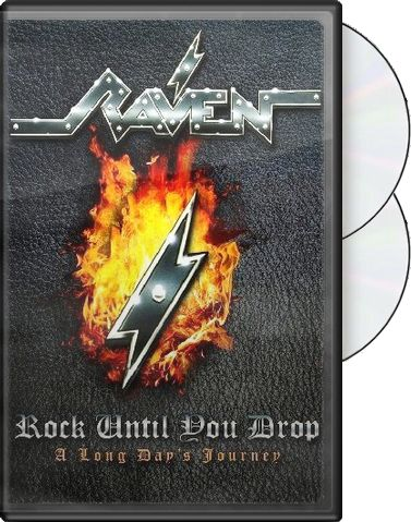 Rock Until You Drop: A Long Day's Journey (2-DVD)