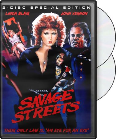 Savage Streets (2-DVD)