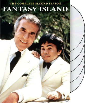 Fantasy Island - Complete 2nd Season (5-Disc)