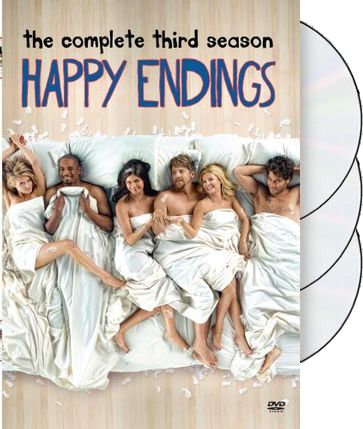 Happy Endings - Complete 3rd Season (3-Disc)