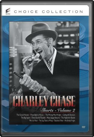 Charley Chase Shorts Volume 2 Dvd R 2013 Oldies Com