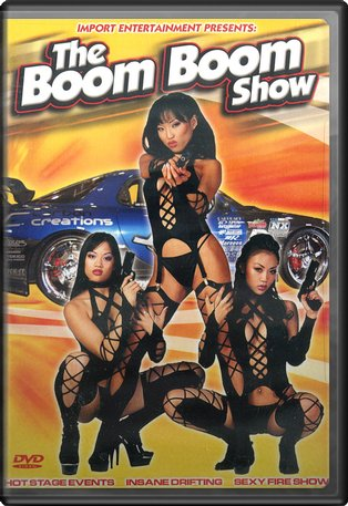 West Coast Imports: The Boom Boom Show