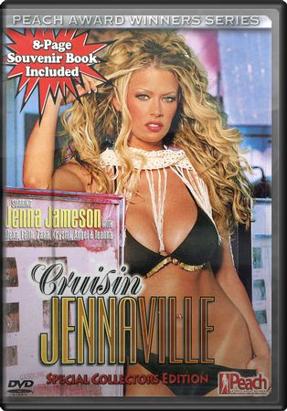 Peach - Jenna Jameson: Cruisin' Jennaville (with