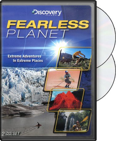 Discovery Channel - Fearless Planet: Extreme